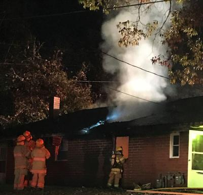 Madison Duplex Fire