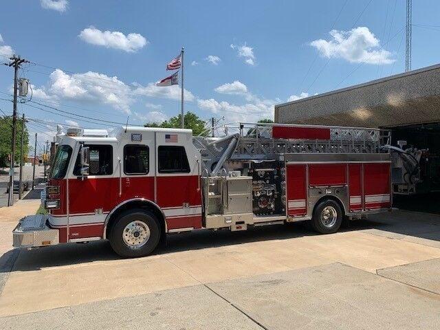 New Ladder Truck