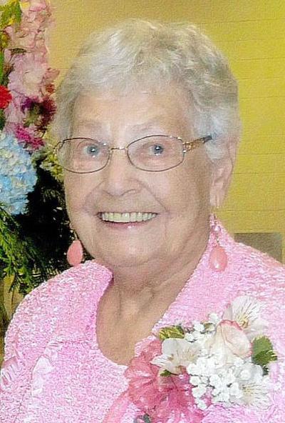 Honeycutt, Mamie Newman