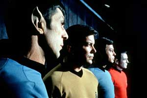Abrams, mysterious role lured Nimoy to 'Fringe'