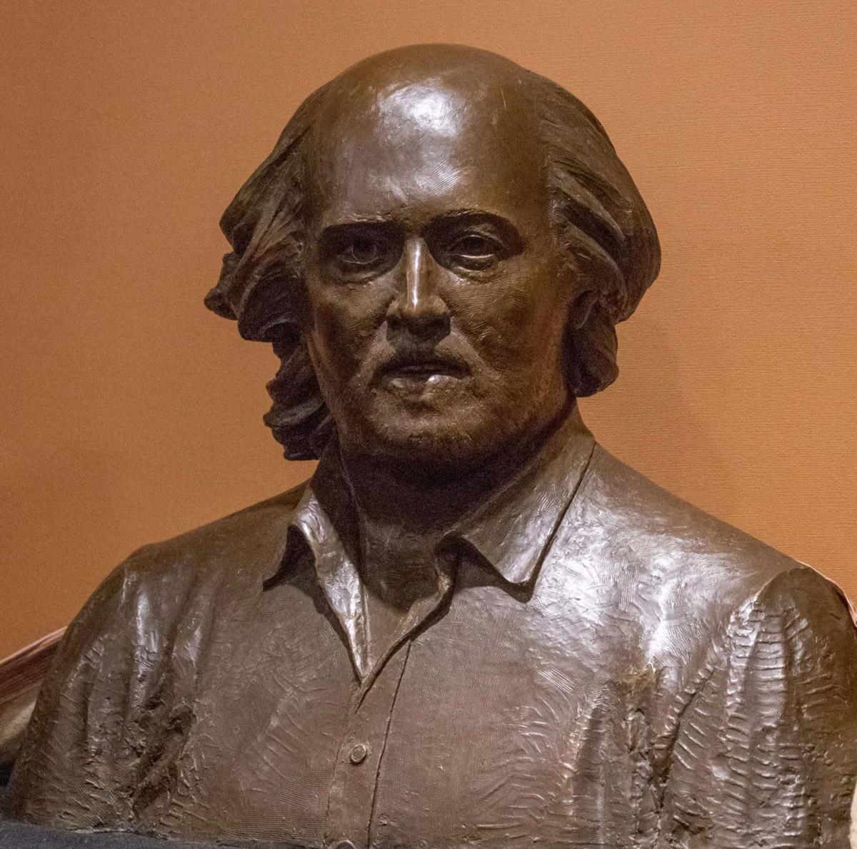 Pedro Silva Bust