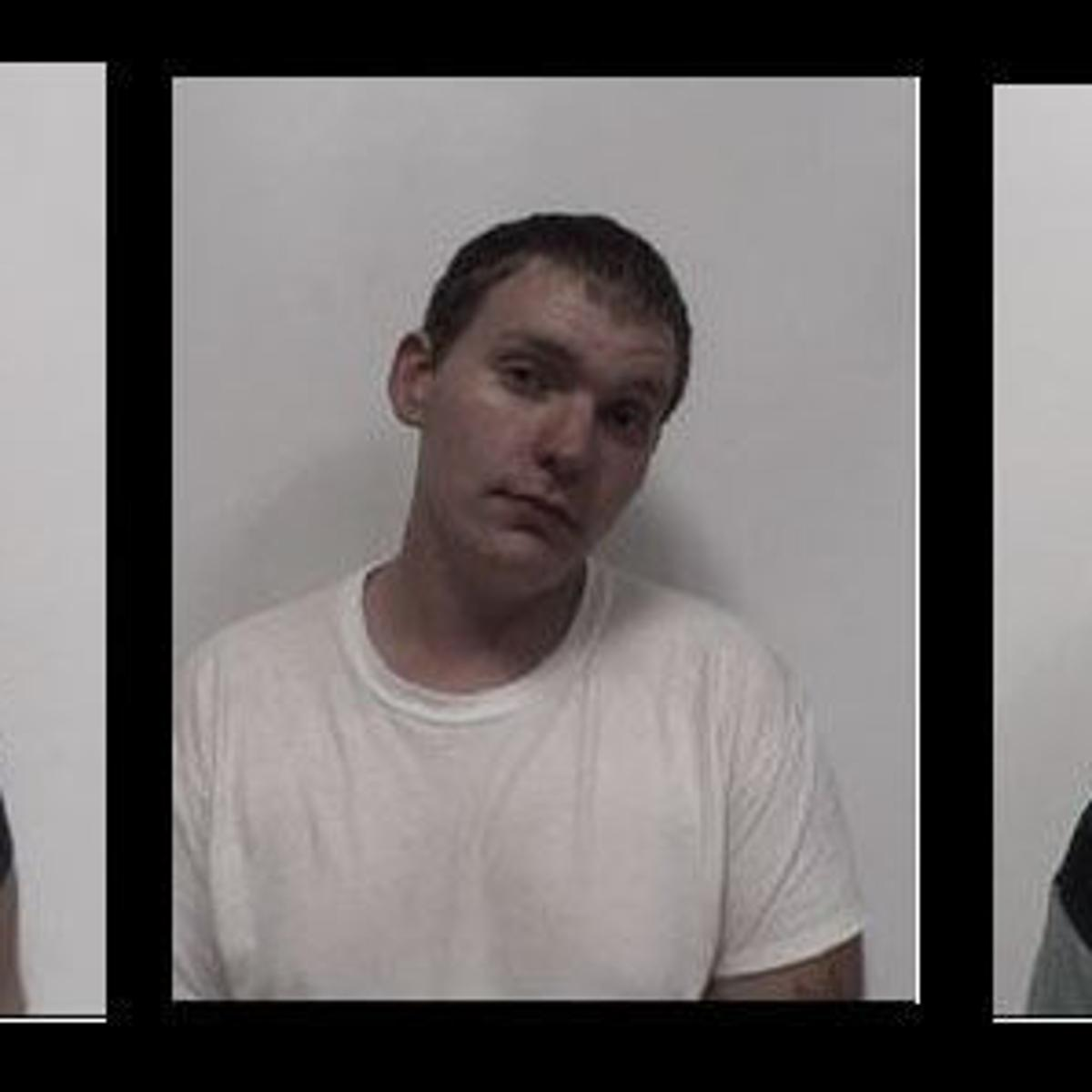 3 accused of having drugs near a school, arrested on