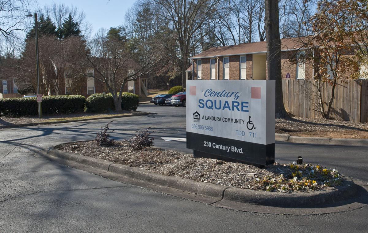 Century Square Apartments in Kernersville