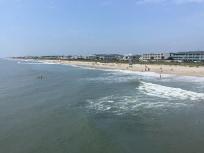 beach photo with railey 090416