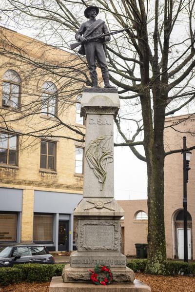 Lexington Confederate statue (copy)