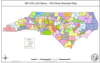 Nc House Passes New Maps Despite Democrat Concerns About