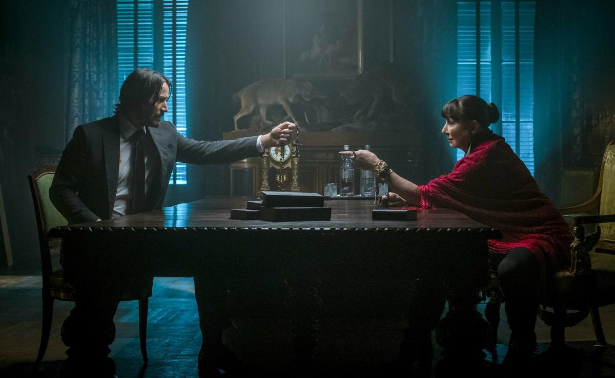 Movie review: In 'Parabellum,' John Wick is on the run ...