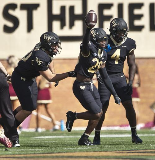 Florida State Wake Forest football