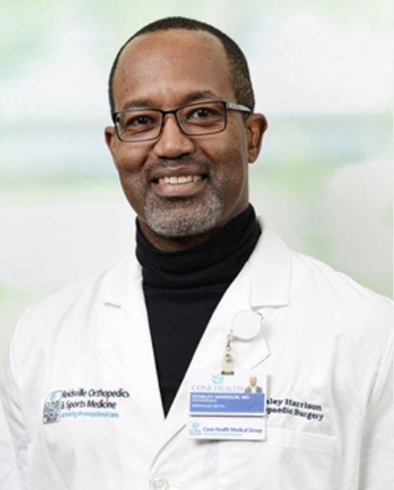 Dr. Stanley Harrison