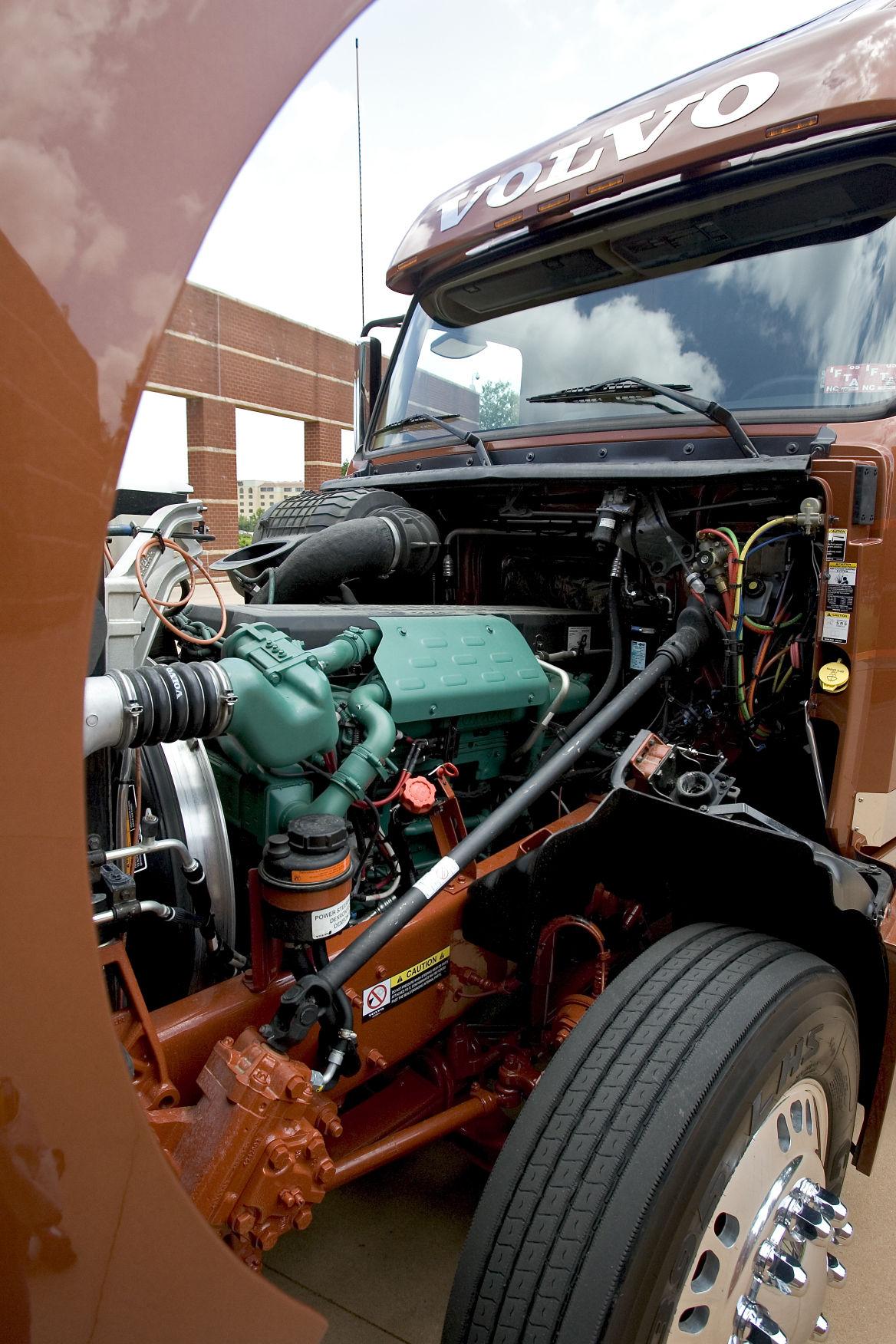 Case study Volvo Trucks North America News