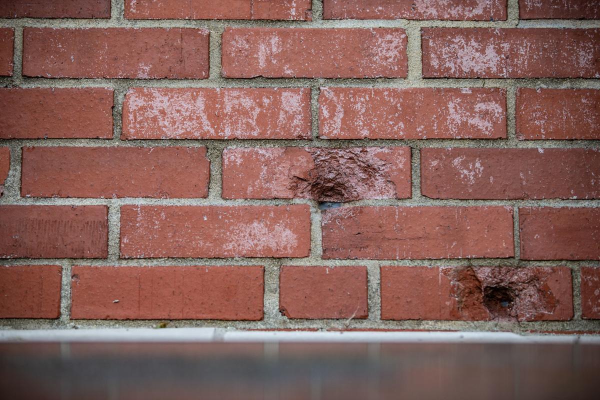 A&T bullet wall 2019