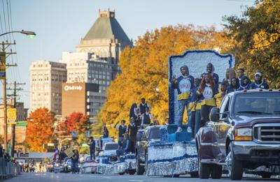 NCAT Homecoming Parade 2018