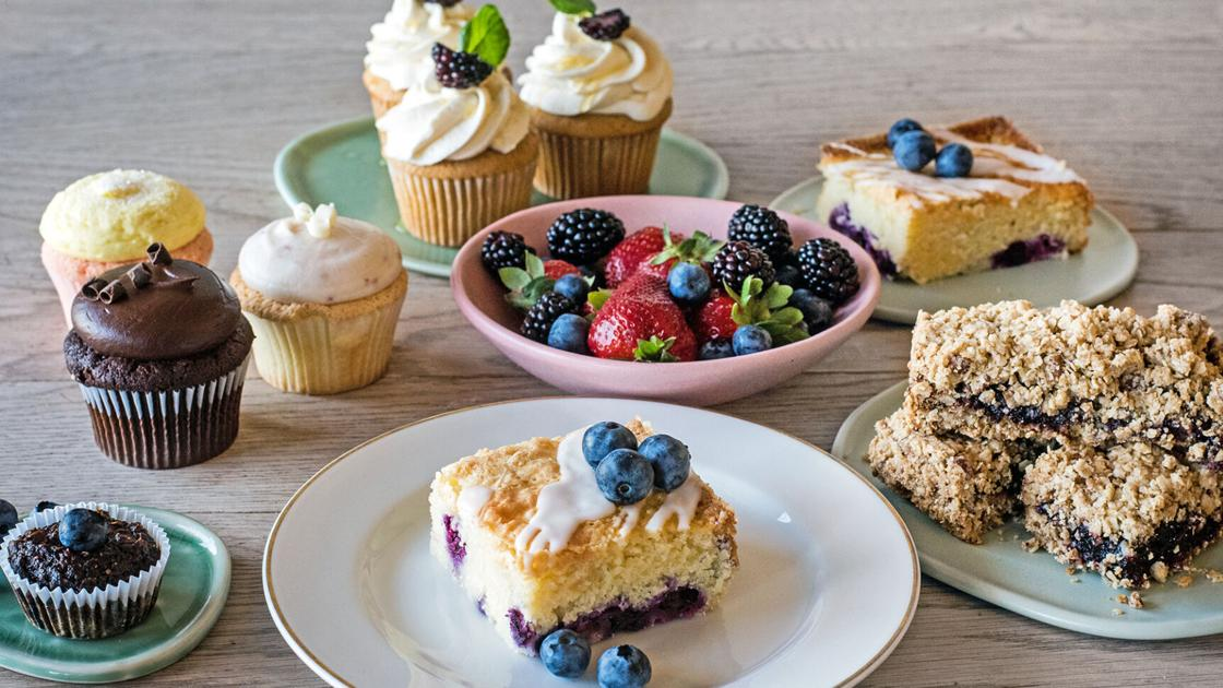 3 berry recipes (and tips) from expert bakers
