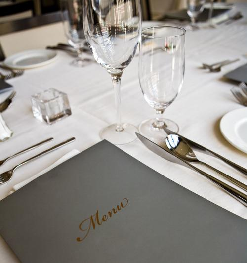 Fine Dining reviews
