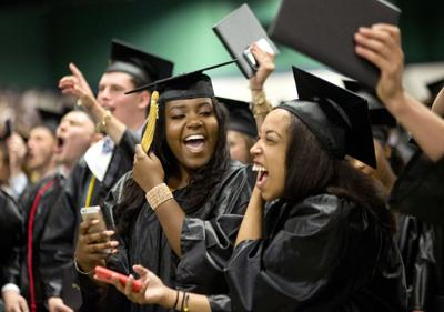 Western Guilford Graduation Ceremony