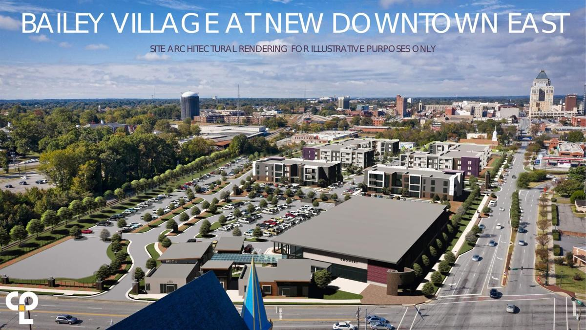 Bailey Village at New Downtown East