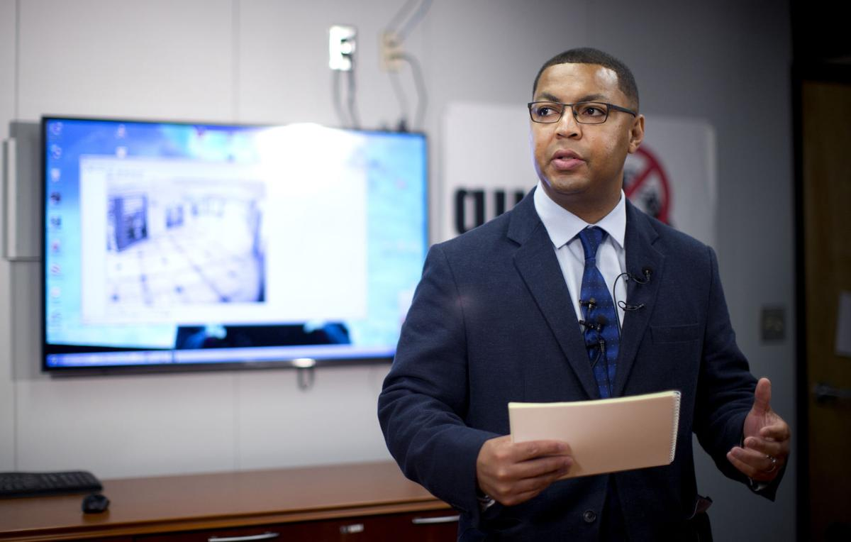 Greensboro Police discuss recent shootings at press conference