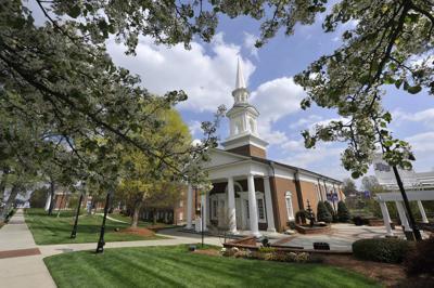 High Point University Hayworth Chapel
