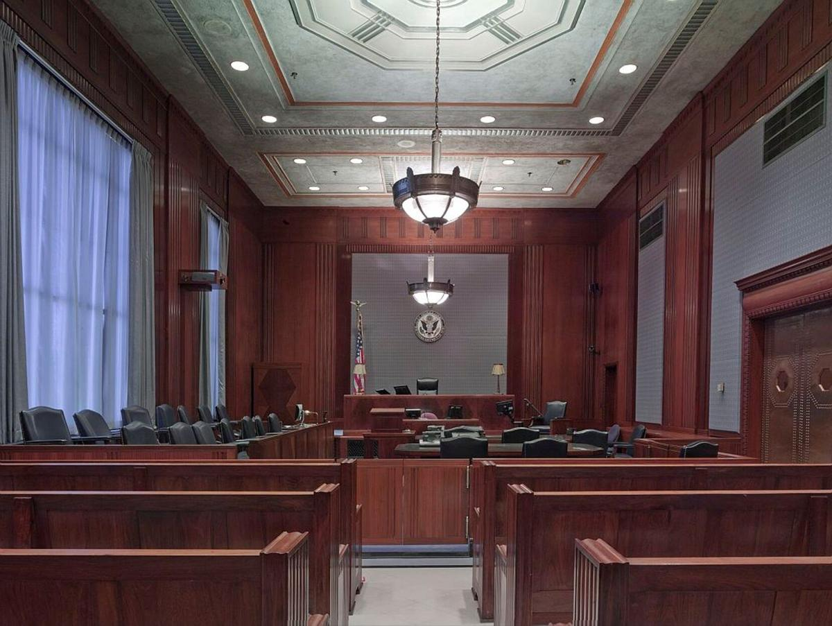 Empty courtroom (copy)
