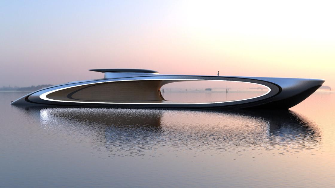 $80M superyacht concept has a 'gaping hole'