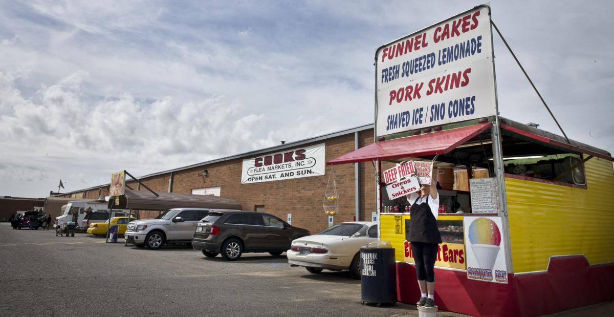 Cooks Flea Market