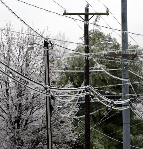 Triad residents might see freezing rain tonight into Wednesday