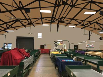 Greensboro Farmers Curb Market Makeover