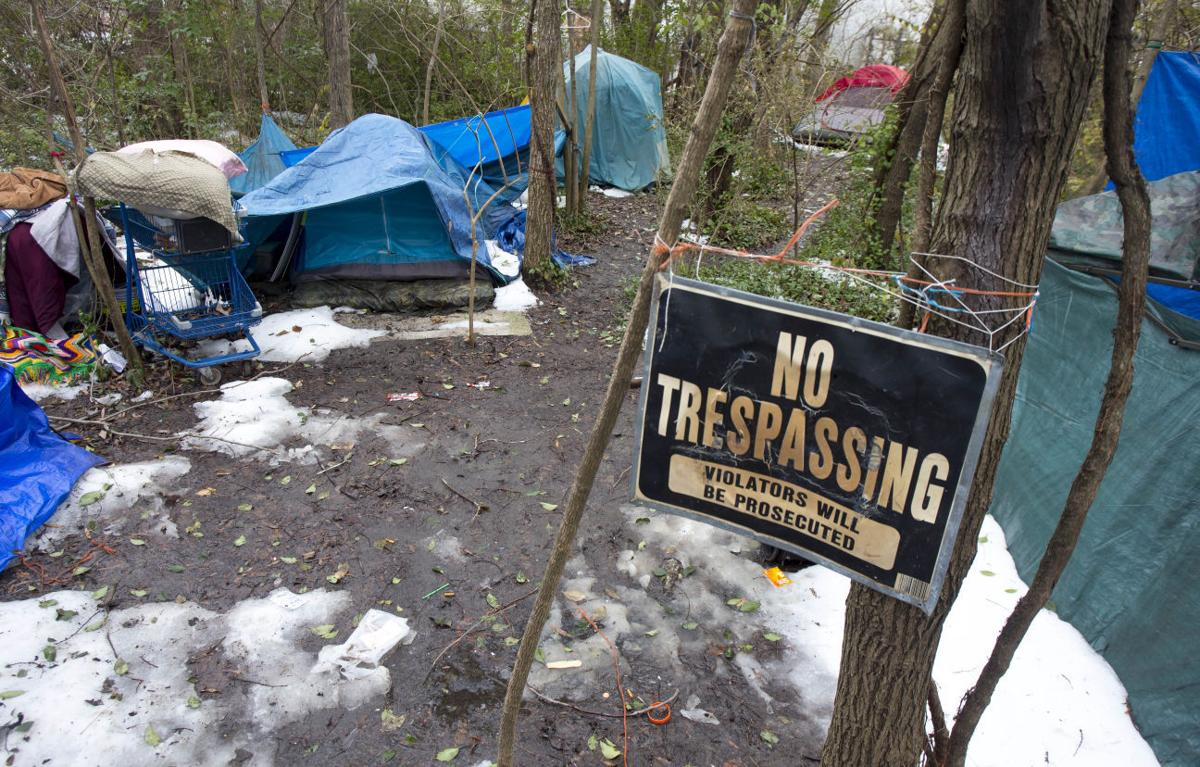 City to disband homeless camp: 'Where are we supposed to ...