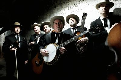 Jerry Douglas and the Earls of Leicester (copy)