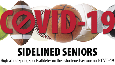 COVID sidelined seniors logo