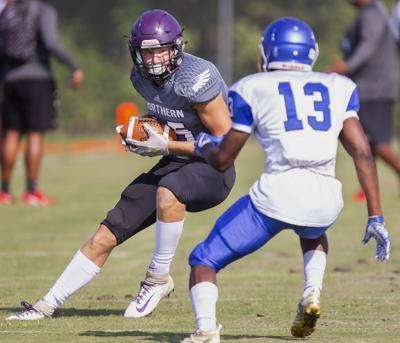 Northern, Dudley meet at Dudley football jamboree
