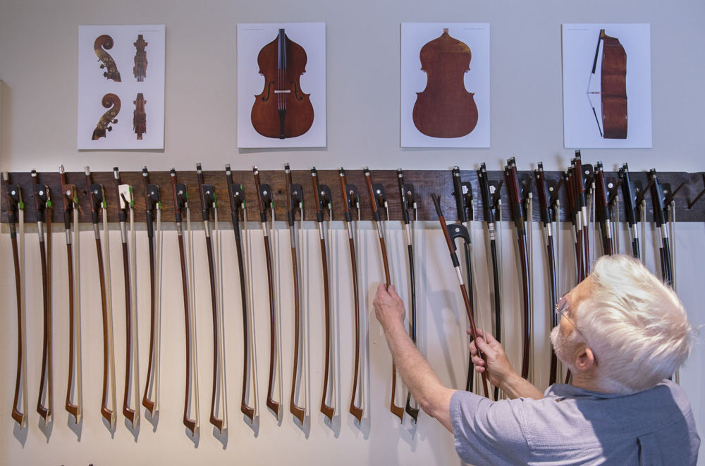 All about That Bass: Bass Violin Shop is nirvana for luthiers and