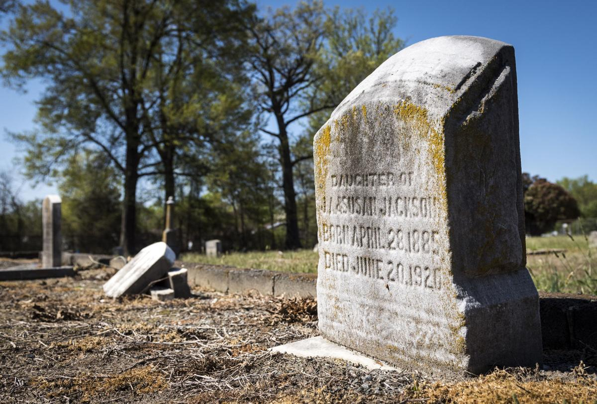Lydia headstone