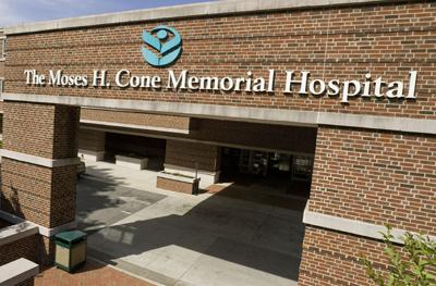 Moses H. Cone Memorial Hospital