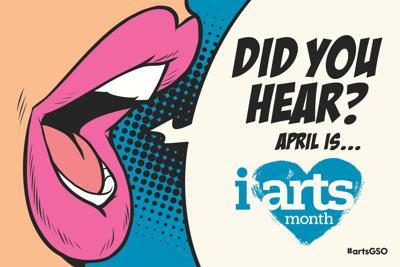 I Heart Arts logo