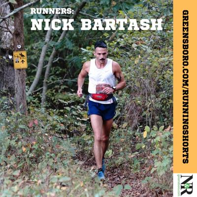 runners nick bartash cover