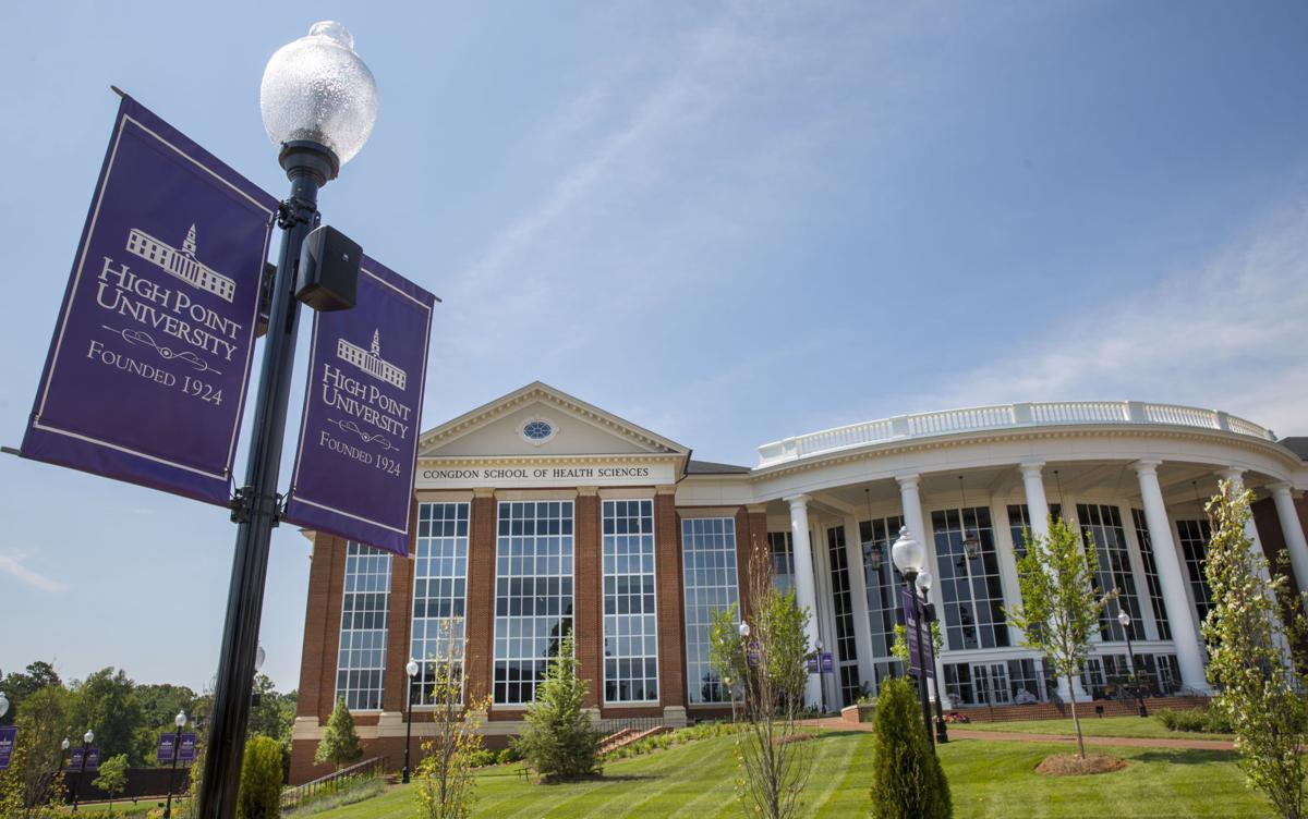 Congdon Hall at High Point University