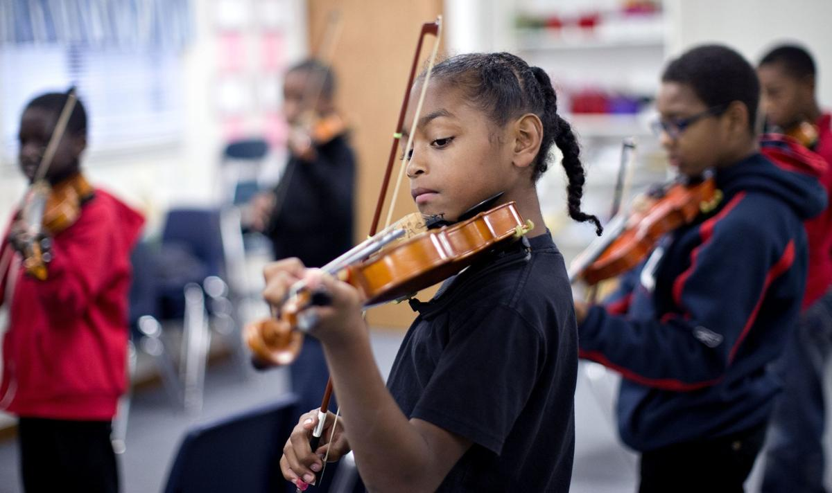 Giving Tuesday - Peck Elementary Orchestra (copy)