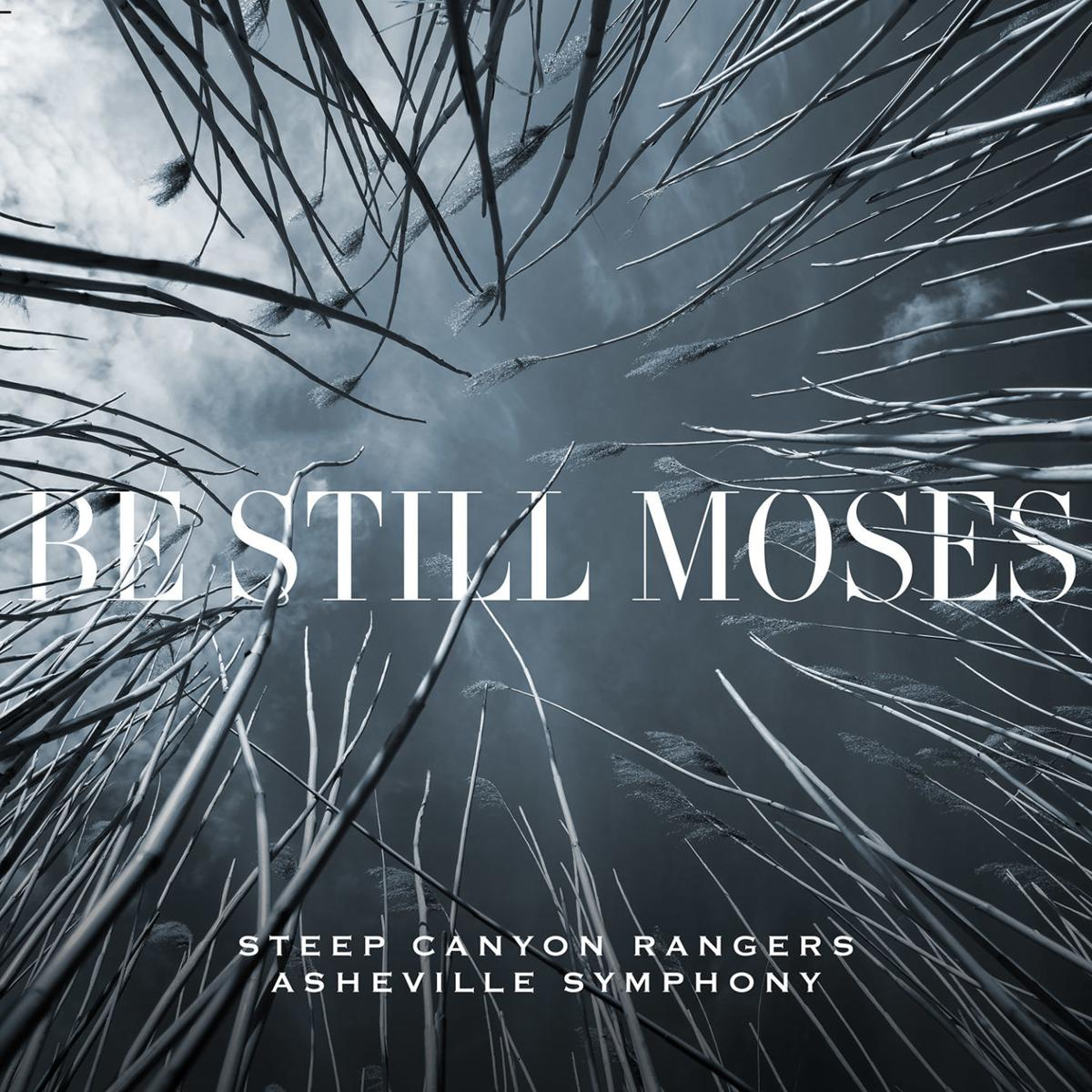 """Be Still Moses"" album cover"