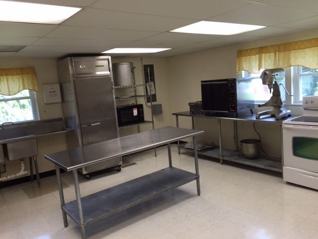 low risk shared use kitchen - Shared Kitchen