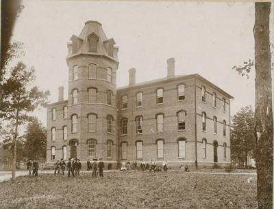 Elon University Old Main