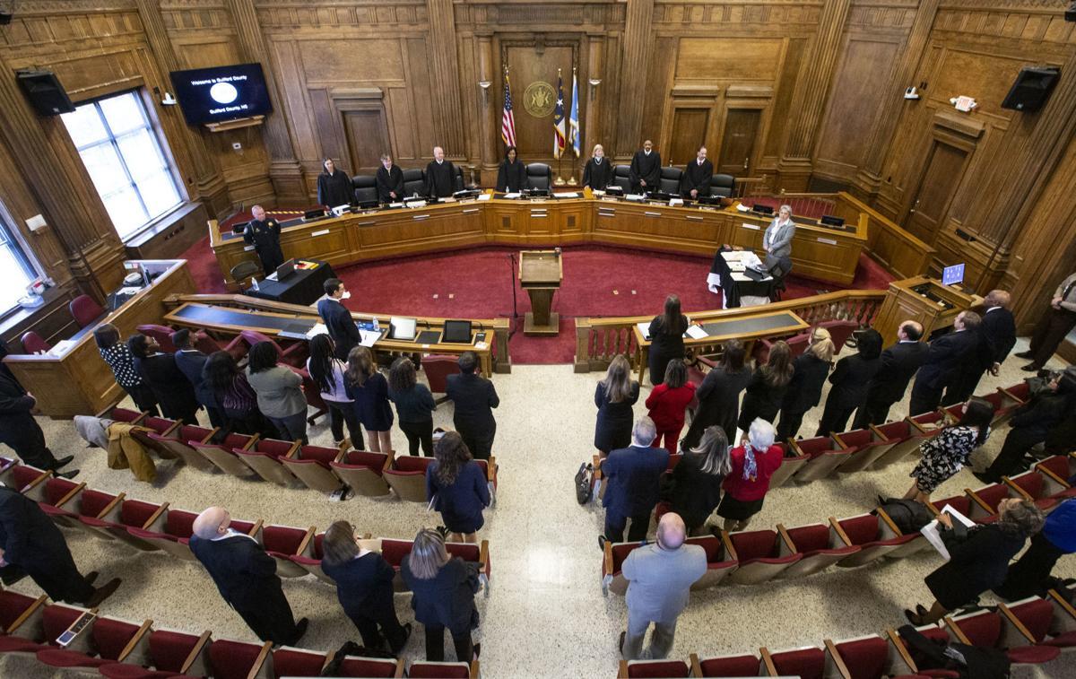 NC Supreme Court held in Greensboro (copy)