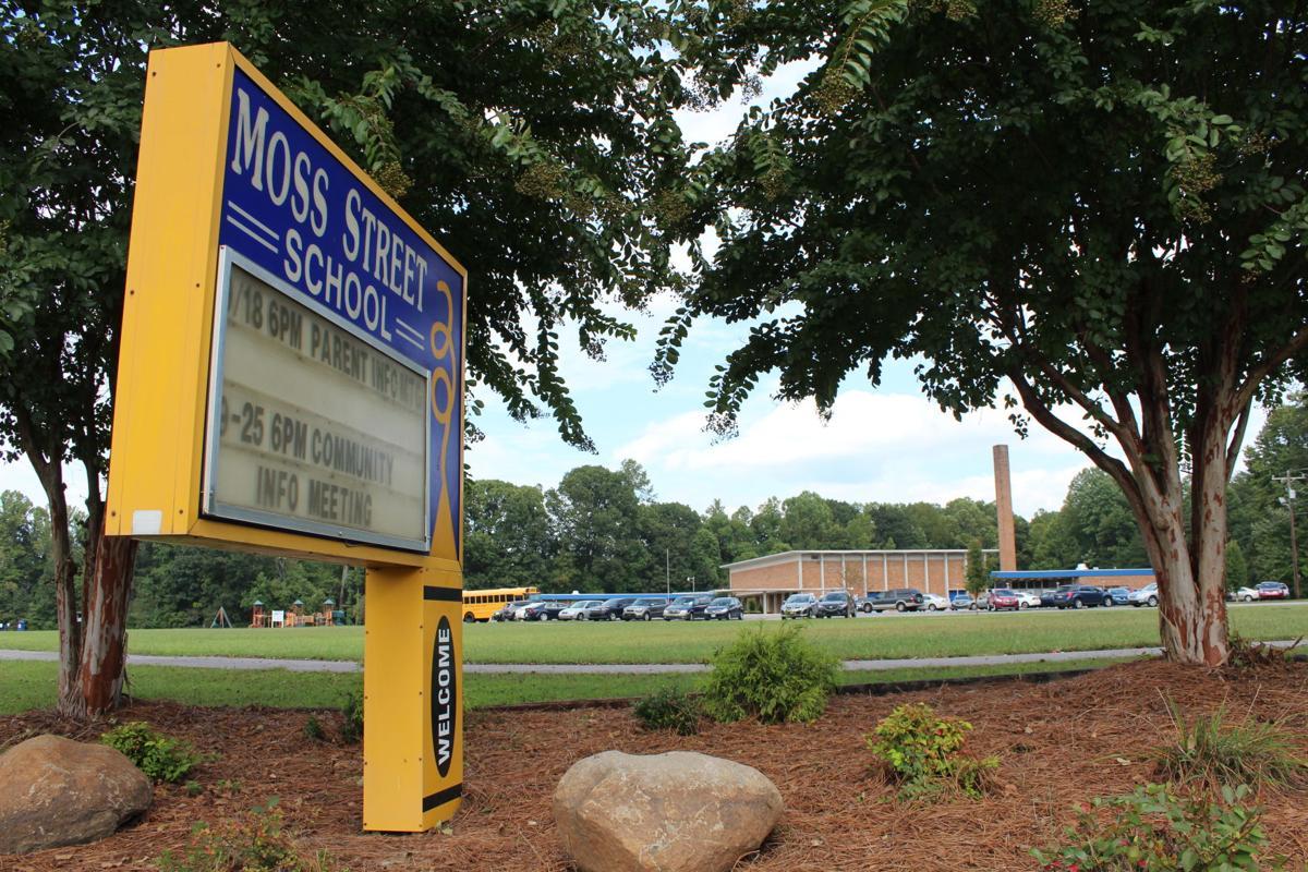 Reidsville leaders endorse a UNCG lab school at Moss Street ...
