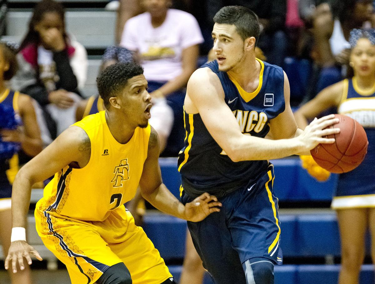 A&T pulls away from UNCG | College | greensboro com