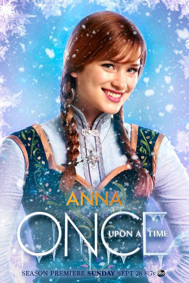Anna Faith Once Upon A Time
