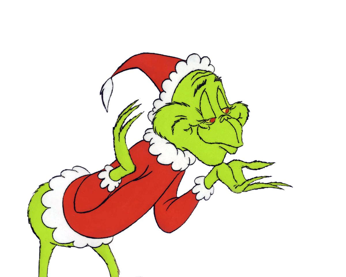 How the Grinch stole our hearts  Columnists  greensborocom