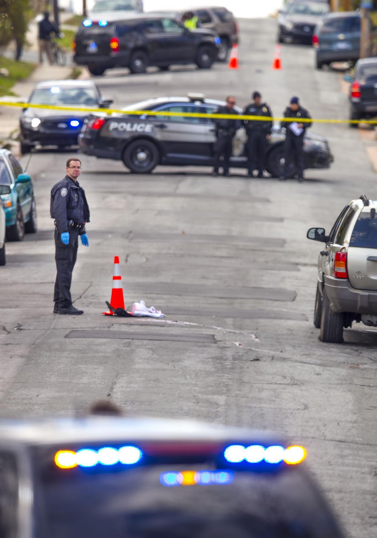 Julian Street shooting