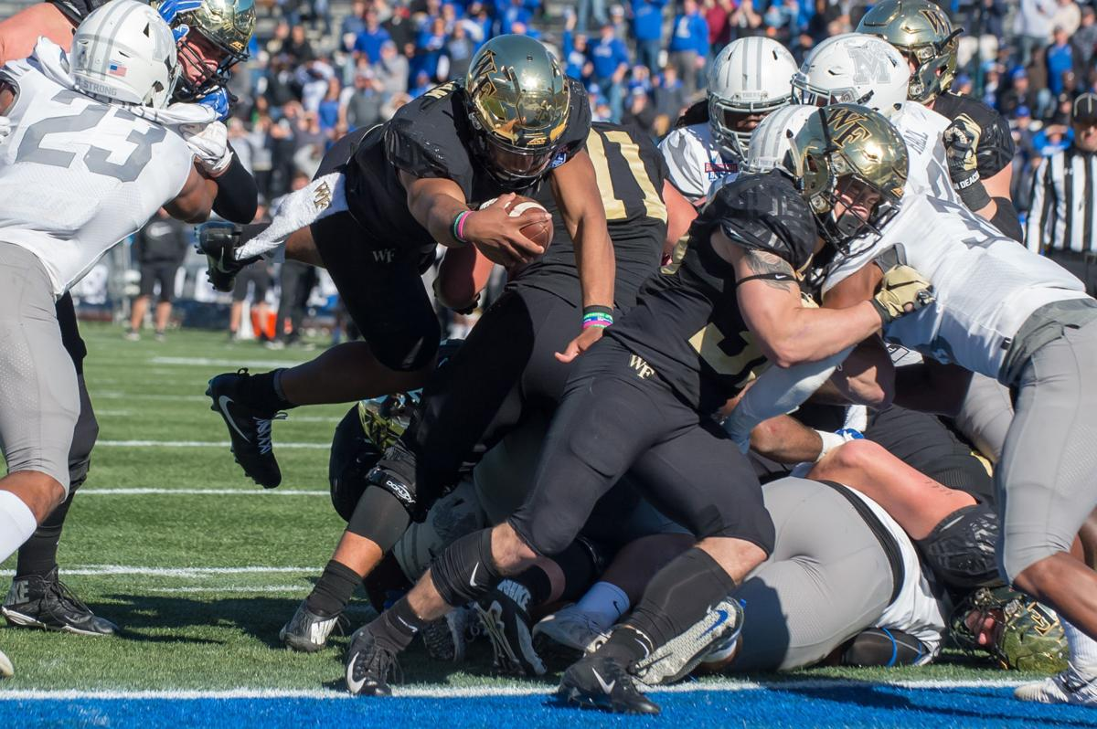 d4b75cfd3 Wake Forest rallies from 18-point deficit, tops Memphis at ...