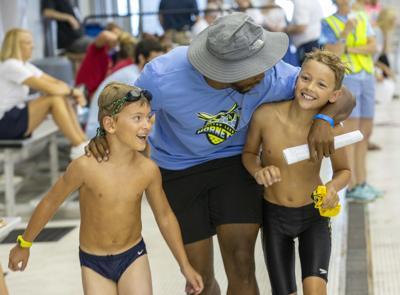 Greensboro Community Swim Association's City Championship Meet (copy)