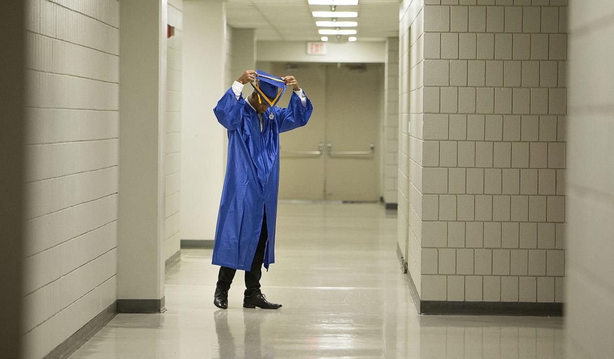 James B. Dudley High School Graduation